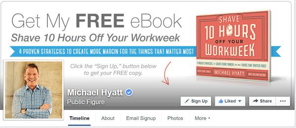 michael hyatt facebook