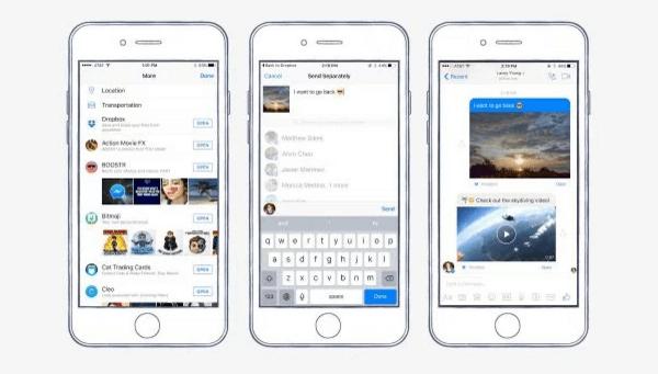 facebook dropbox integration