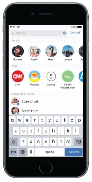 facebook messenger platform beta