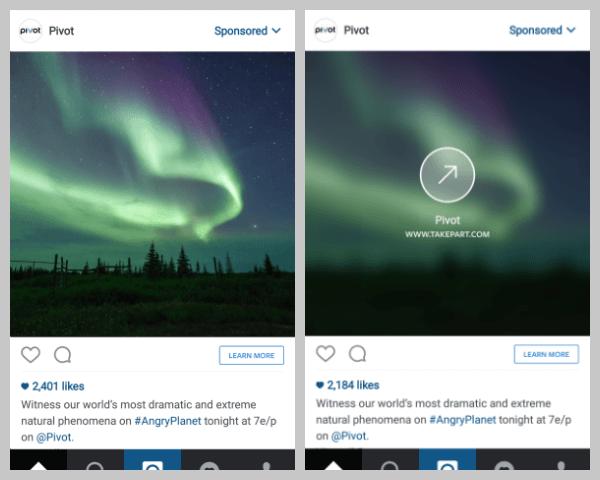 instagram ad overlay width=