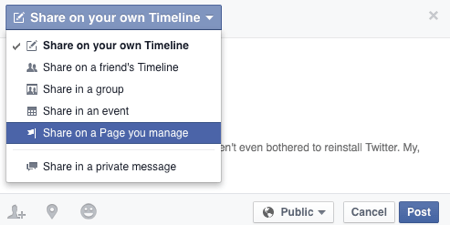 How to Engage With Other Facebook Pages Using Your Facebook