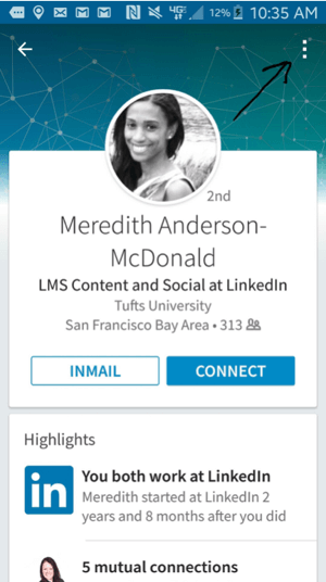 linkedin connection hack