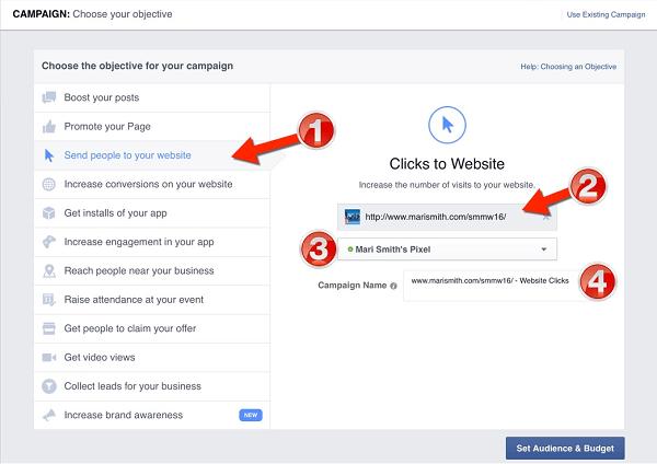 create facebook carousel ad