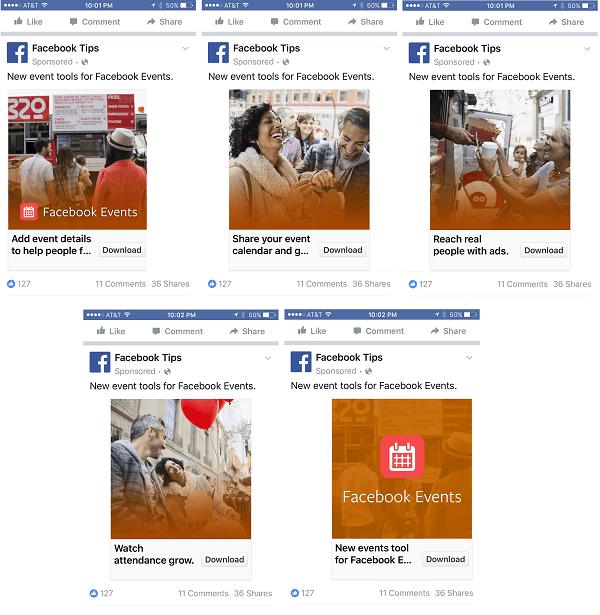 create carousel ad