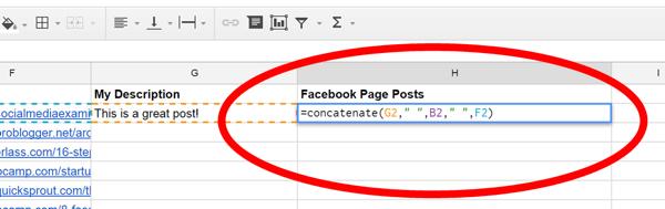 google docs customize spreadsheet