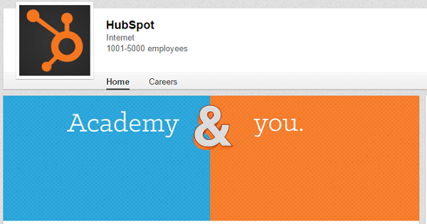 hubspot linkedin banner image for academy and you