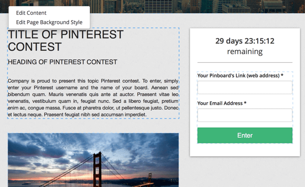 How to Win With Pinterest Contests : Social Media Examiner
