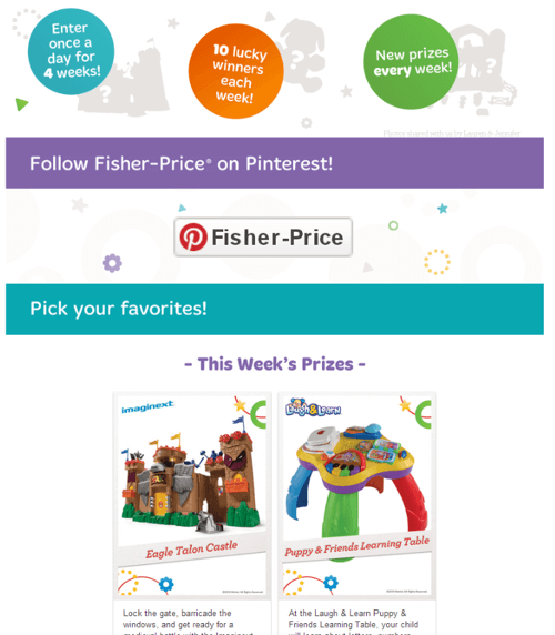 woobox contest entry form example