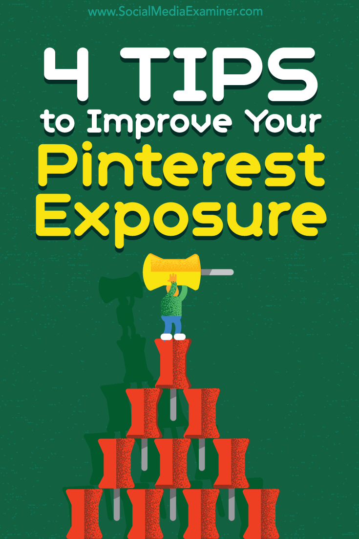 improve pinterest quality for exposure