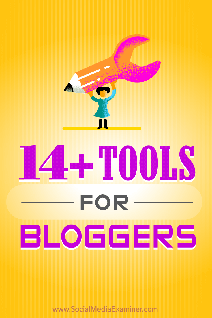 tools for bloggers