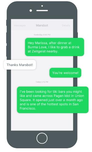 foursquare marsbot