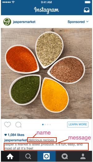 instagram dynamic ads