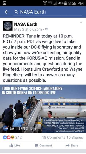 facebook live promote