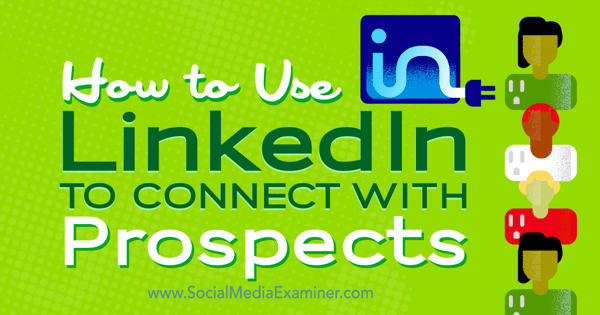 connect with linkedin for business