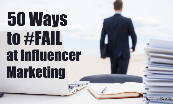 influencer marketing fails