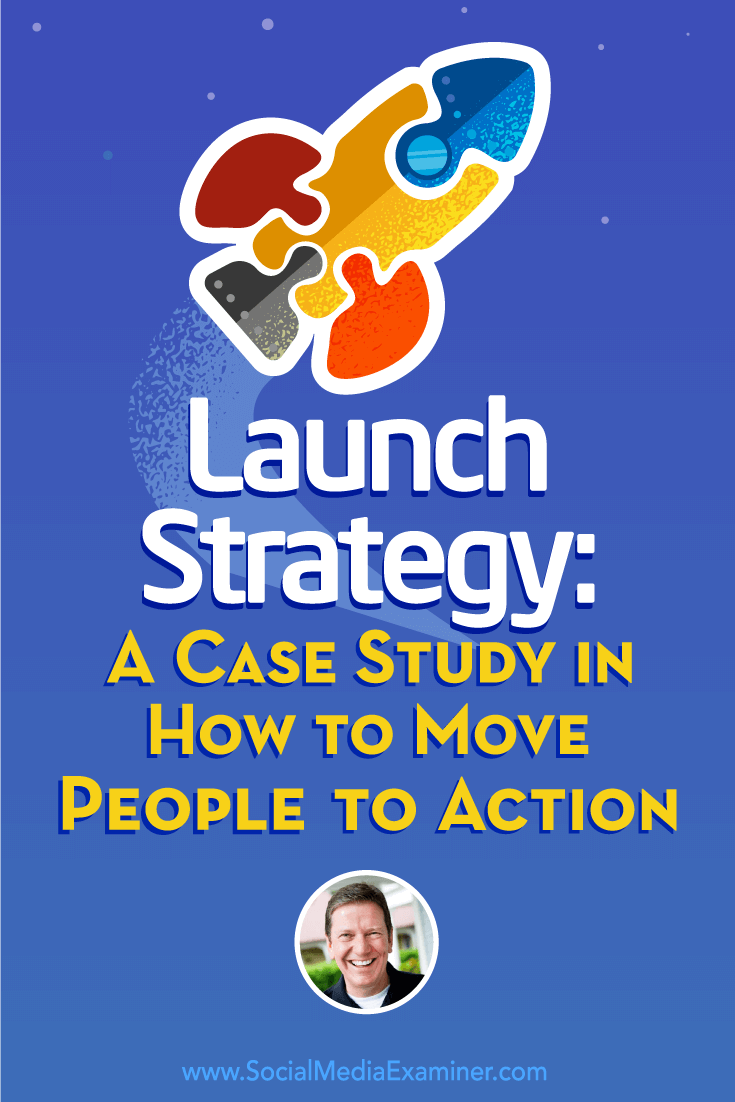 Michael Hyatt talks with Michael Stelzner about how to create a launch plan for any project.