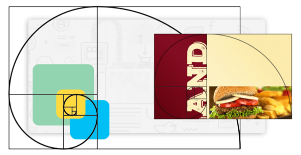 golden ratio for graphics