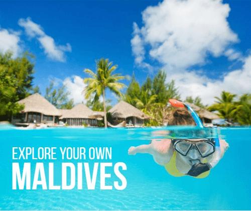 maldives image example