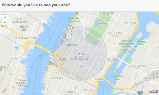 facebook ad map tool