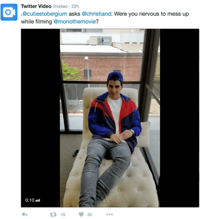 twitter video preview