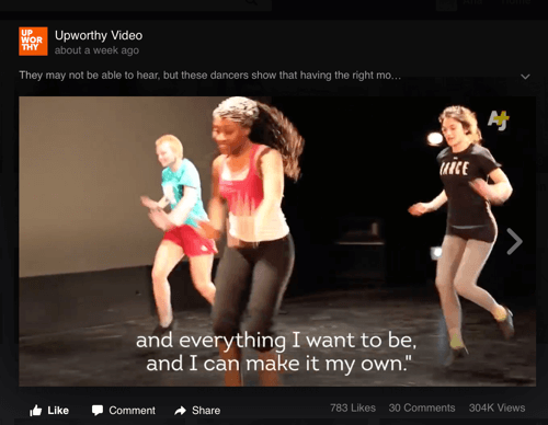 upworthy video with subtitles