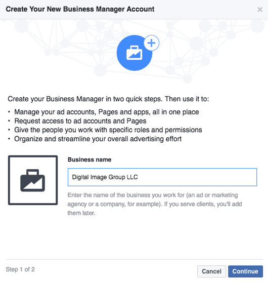 How to Use Facebook Business Manager to Share Account Access