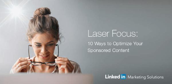 linkedin laser focus