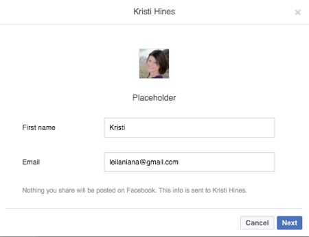 facebook publishing tools lead forms