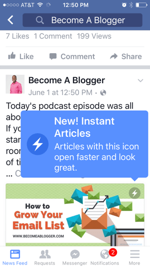 Facebook Instant Articles: How to Get Started : Social Media Examiner