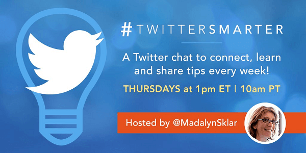 twitter smarter chat