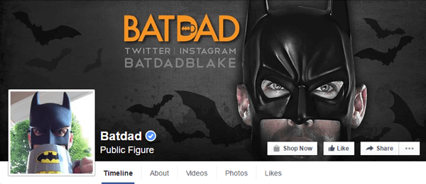 facebook cover photo batdad
