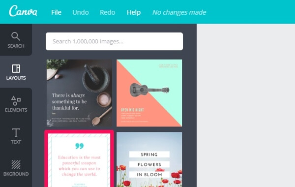 canva free templates