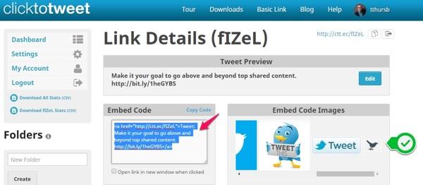 clicktotweet embed code