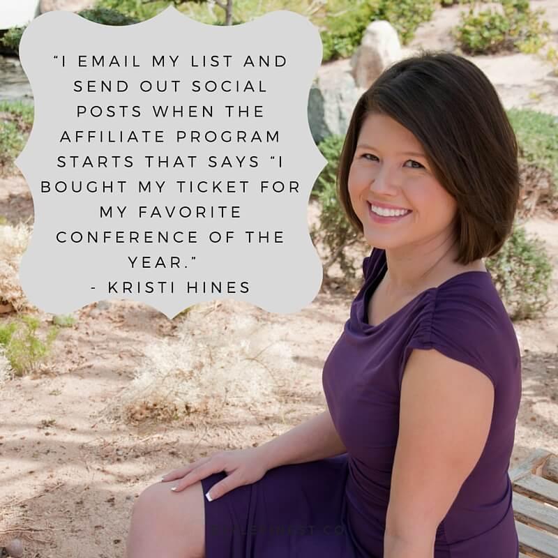 Kristi Hines quote2