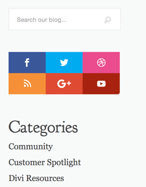 monarch social sharing button plugin