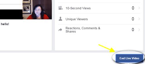 facebook live preview stream