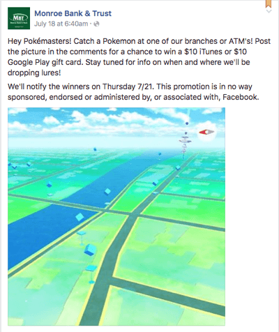 pokemon go social engagement