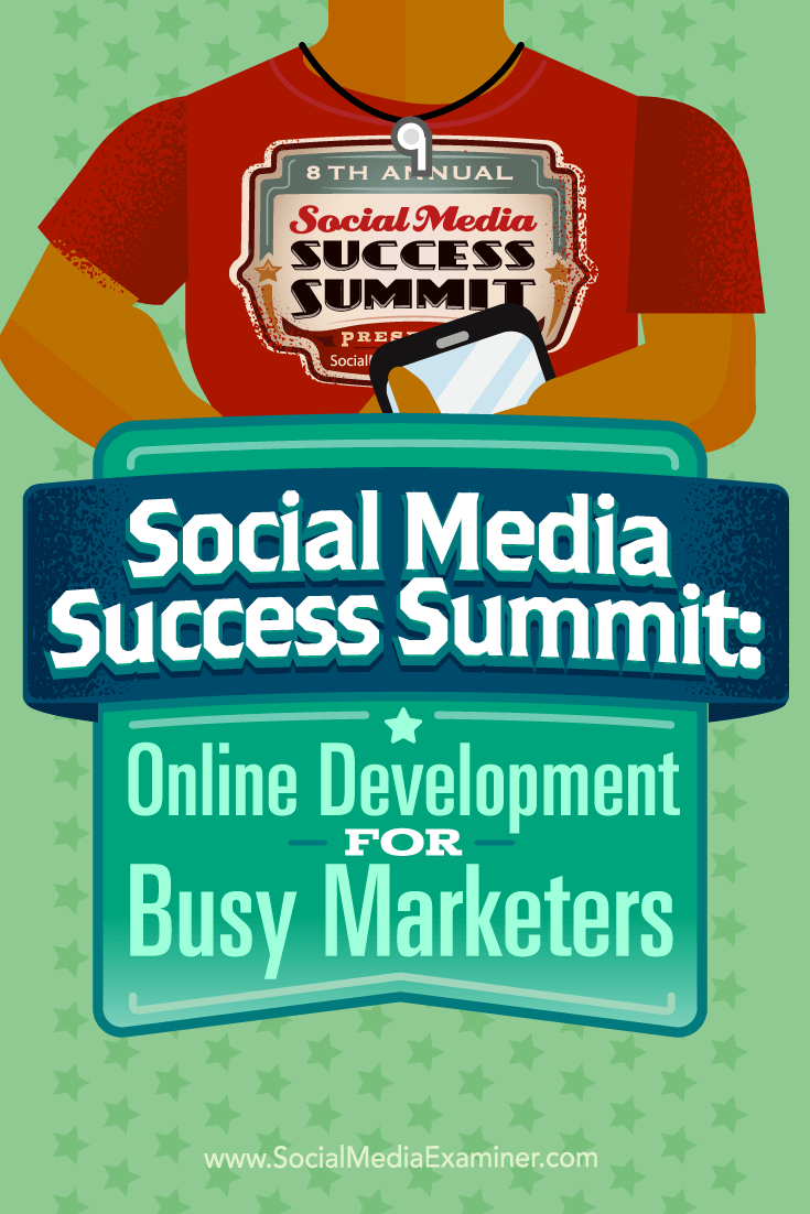 Find out where successful online marketers get their training.