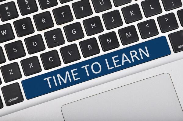 Zeit, Bild Shutterstock 377497822 zu lernen