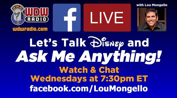lou mongello's live show