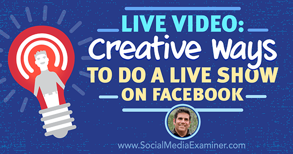 podcast 206 lou mongello creative facebook live