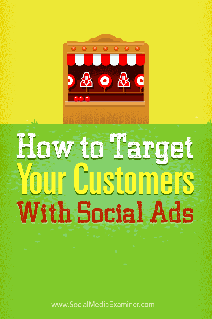 Tips on how you can use social network ads to reach custom audiences.
