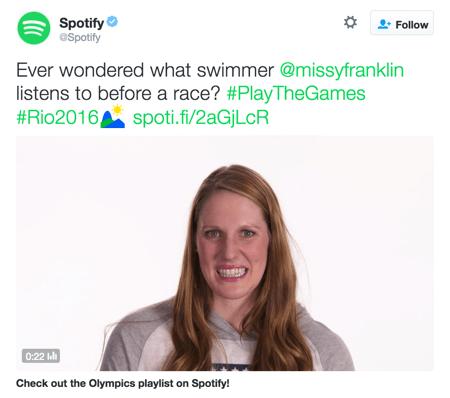 spotify branded link