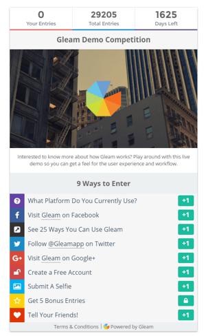 gleam app
