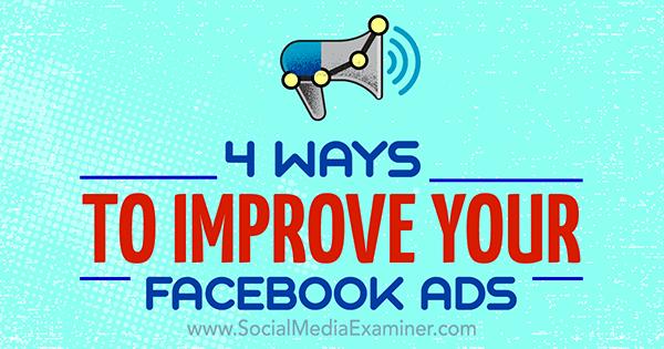 Optimieren Sie erfolgreiche Facebook-Werbekampagnen