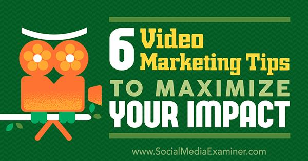 optimize social media videos
