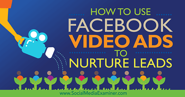 automated facebook video ad campaign