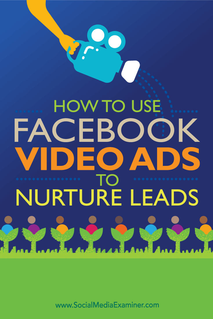 Tips on how you can generate and convert leads with Facebook video ads.