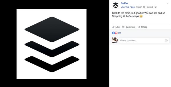 buffer facebook profile photo