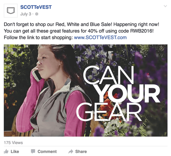 scottevest facebook video ad